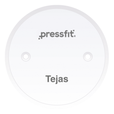 Tejas Round Cover Plate