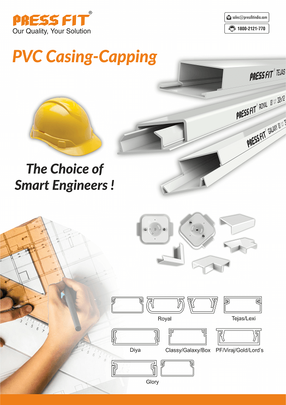 casing capping pricelist cover