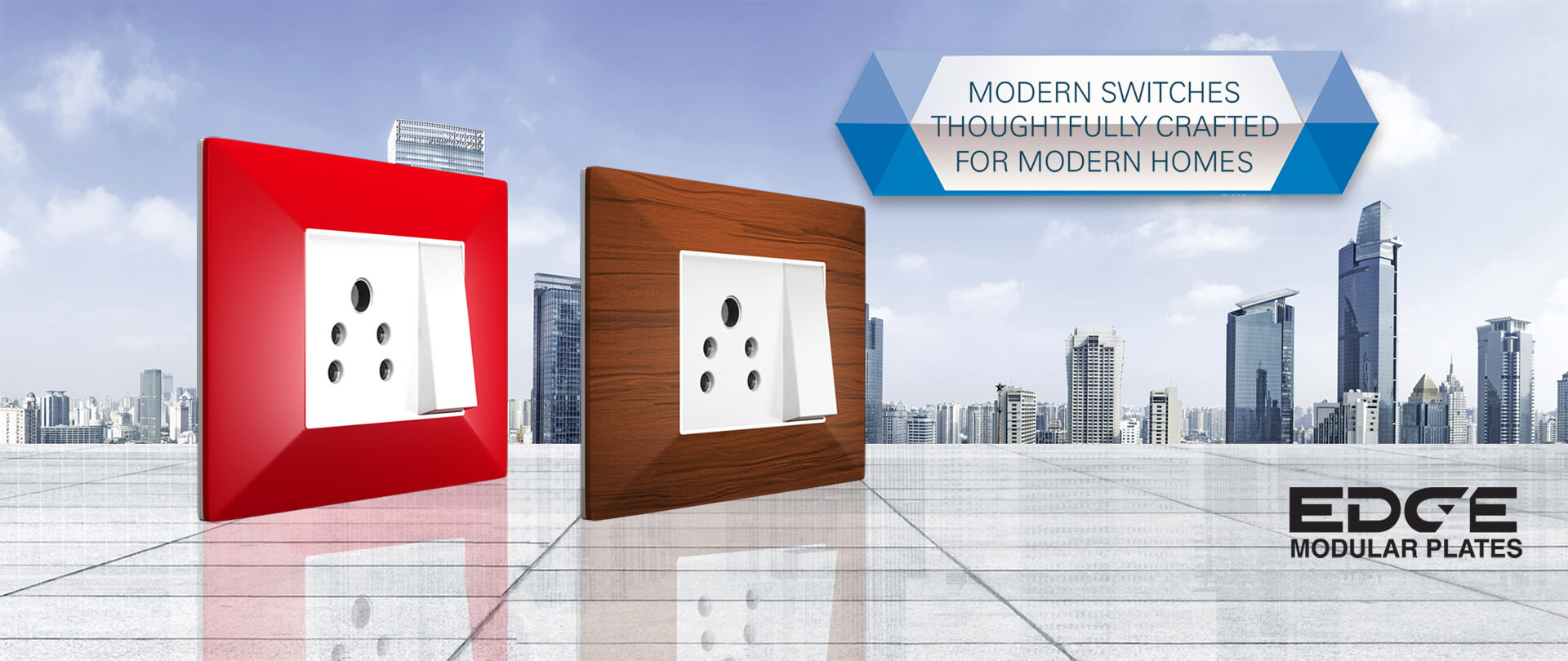 Press Fit Electrical Switches Made For Modern Homes