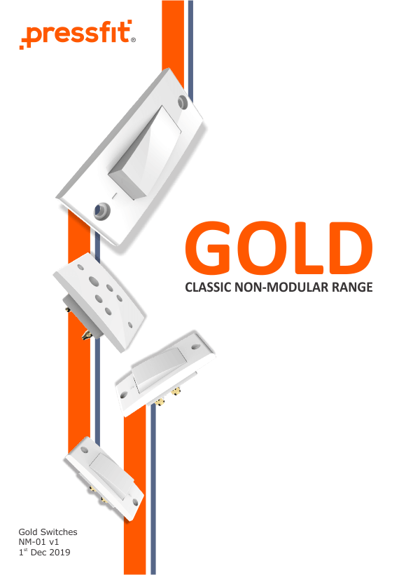 gold non modular switches pdf cover