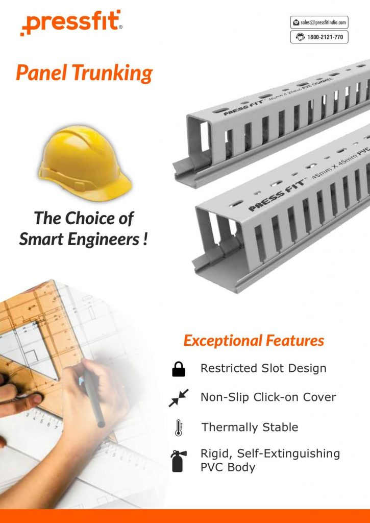 panel trunking pdf cover