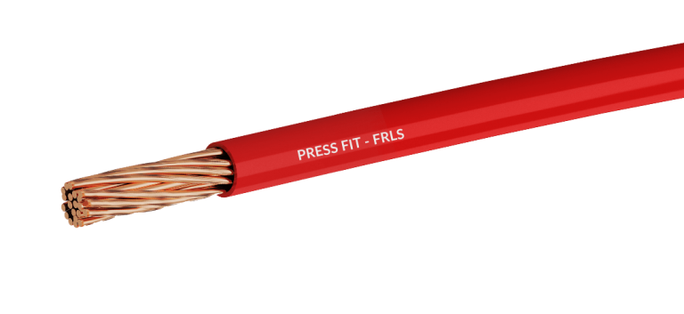 press fit frls electrical wires